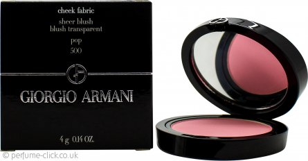 Giorgio Armani Cheek Fabric Blusher 4g - 500 Pop