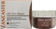 Lancaster 365 Skin Repair Youth Renewal Rich Day Cream SPF15 50ml