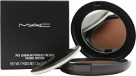 MAC Pro Longwear Pressed Powder 11g - Dark Deepest