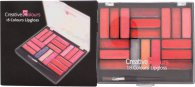 Creative Colours 18 Colour Lipgloss Palette 27g