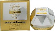 Paco Rabanne Lady Million Lucky Eau de Parfum 30ml Spray