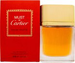 Cartier Must de Cartier Eau De Toilette 50ml Spray
