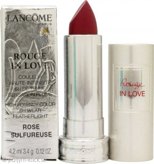 Lancôme Rouge In Love Lipcolor 3.4g - 379N Rose Sulfureuse