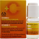 The Body Shop Vitamin C Facial Radiance Powder Mix Gift Set 10ml Serum + 0.6g Powder