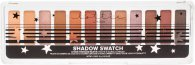 Lottie London Shadow Swatch Eyeshadow Palette 12g - The Rust
