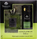 Yardley Gentleman Urbane Gift Set 100ml EDT + 150ml Body Spray
