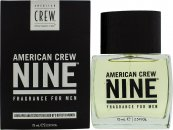 American Crew Nine Fragrance for Men 75ml Spray