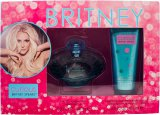 Britney Spears Curious Gift Set 3.4oz (100ml) EDP Spray + 3.4oz (100ml) Body Souffle