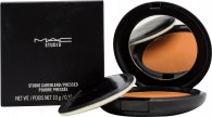 MAC Studio Careblend Pressed Powder 10g - Dark/Deep