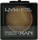 NYX Baked Eye Shadow 3g - Bsh25 Carmelia