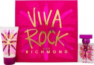 John Richmond Viva Rock Gift Set 30ml EDT + 50ml Body Lotion
