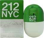 Carolina Herrera 212 NYC Pills Eau de Toilette 20ml Vaporizador