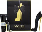 Carolina Herrera Good Girl Gift Set 50ml EDP + 75ml Body Lotion + 7ml EDP