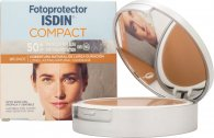 ISDIN Fotoprotector Compact Oil Free Sunscreen SPF50+ 10g - Bronze