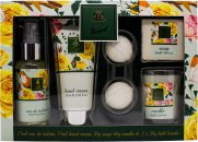 Taylor of London Tweed Gift Set 75ml EDT + 75ml Hand Cream + 50g Soap + 60g Candle + 2 x 20g Bath Bomb