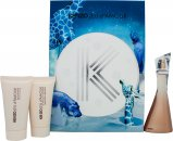Kenzo Jeu d'Amour Set Regalo 50ml EDP + 50ml Lozione Corpo + 50ml Gel Doccia