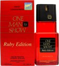 Jacques Bogart One Man Show Ruby Edition Eau de Toilette 100ml Spray