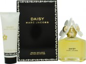 Marc Jacobs Daisy Gavesæt 100ml EDT + 75ml Body Lotion