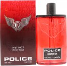 Police Instinct Man Eau de Toilette 100ml Spray