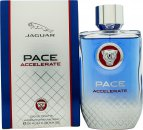 Jaguar Pace Accelerate Eau de Toilette 100ml Spray