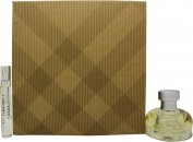 Burberry Weekend Gift Set 50ml EDP + 7.5ml EDP