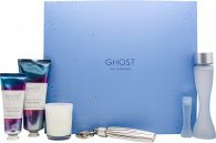 Ghost Original Gavesett 50ml EDT + 5ml EDT + 100ml Body Balm + 50ml Hand Lotion + 50g Candle + Keychain