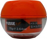 Fudge Hair Shaper Strong Hold Texturising Cream 75g Hair Shaper