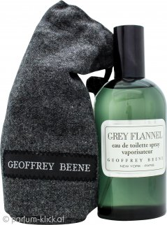 Geoffrey Beene Grey Flannel Eau de Toilette 120ml Spray
