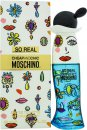 Moschino So Real Cheap & Chic Eau de Toilette 1.0oz (30ml) Spray