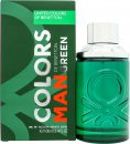 Benetton Benetton Green Man Eau de Toilette 100ml Spray