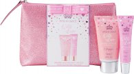 Style & Grace With Love Glitter Bag Gift Set 50ml Hand Lotion + 10ml Lip Gloss + Glitter Bag