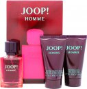 Joop! Homme Gift Set 30ml EDT + 50ml Shower Gel + 50ml After Shave Balm