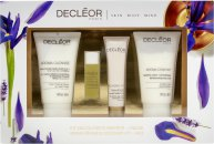 Decléor Aroma Firmness Discovery Kit Gift Set 50ml Face Cleanser + 5ml Oil Serum + 15ml Day Cream + 50ml Body Milk