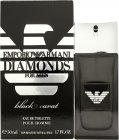 Emporio Diamonds Black Carat for Men