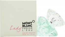 Mont Blanc Lady Emblem L'Eau Eau de Toilette 30ml Spray