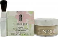 Clinique Blended Face Powder & Brush 35gr - 20 Invisible Blend