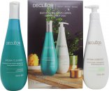 Decléor Supersize Body Duo Gift Set 400ml Body Milk + 400ml Bath & Shower Gel