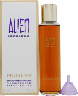 Thierry Mugler Alien Essence Absolue Eau De Parfum 100ml Refill