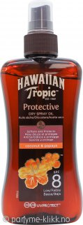 Hawaiian Tropic Protective Oil Dry Spray Oil 200ml