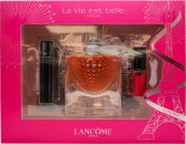 Lancome La Vie Est Belle L'Eclat Gift Set 30ml EDP + 2ml Mascara + 3ml Lip Color