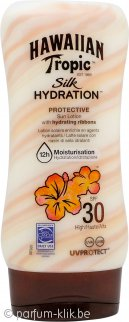 Hawaiian Tropic Silk Hydration Protective Sun Lotion SPF30 180ml