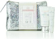 Style & Grace Glitter Bag Gavesett 50ml Hand Lotion + 10ml Lip Gloss + Glitter Bag