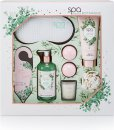 Style & Grace Spa Botanique The Ultimate Home Spa Beauty Gift Set 8 Pieces