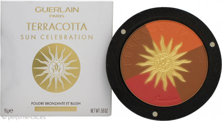 Guerlain Terracotta Sun Celebration Bronzing Powder And Blush 16g - 01