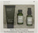 Perricone MD CBX For Men Travel Set Gift Set 150ml Face Wash + 30ml Post Shave Treatment