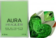 Thierry Mugler Aura Eau de Toilette 50ml Refillable Spray