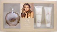 Jennifer Lopez Still Gift Set 100ml EDP + 75ml Shower Gel + 75ml Body Lotion