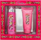 Creative Colours Tattoo Gift Set 100ml EDP + 100ml Body Lotion