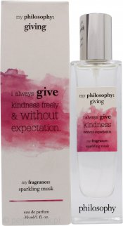 philosophy my philosophy: giving
