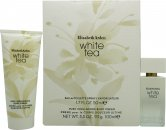 Elizabeth Arden White Tea Set Regalo 50ml EDT + 100ml Crema Corpo